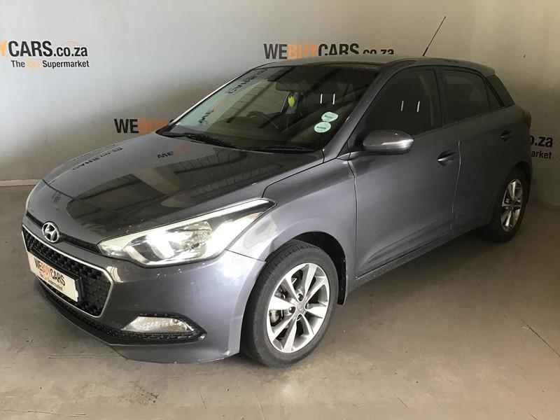 2015 Hyundai i20 1.4 Fluid  Kwazulu Natal Durban_0
