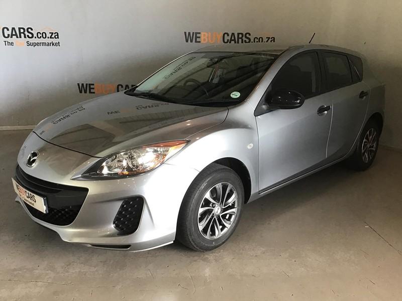 2013 Mazda 3 1.6 Sport Original  Kwazulu Natal Durban_0