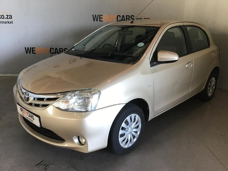 2014 Toyota Etios 1.5 Xs 5dr  Kwazulu Natal Durban_0