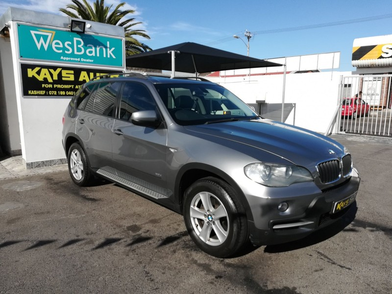 2008 BMW X5 3.0d At e70  Western Cape Athlone_0