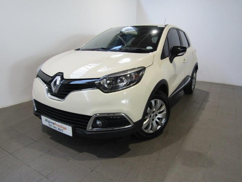 2016 Renault Captur 900T expression 5-Door 66KW Kwazulu Natal Pinetown_0
