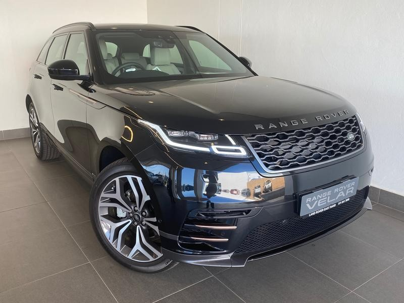 2019 Land Rover Velar 2.0D SE 177KW Gauteng Johannesburg_0