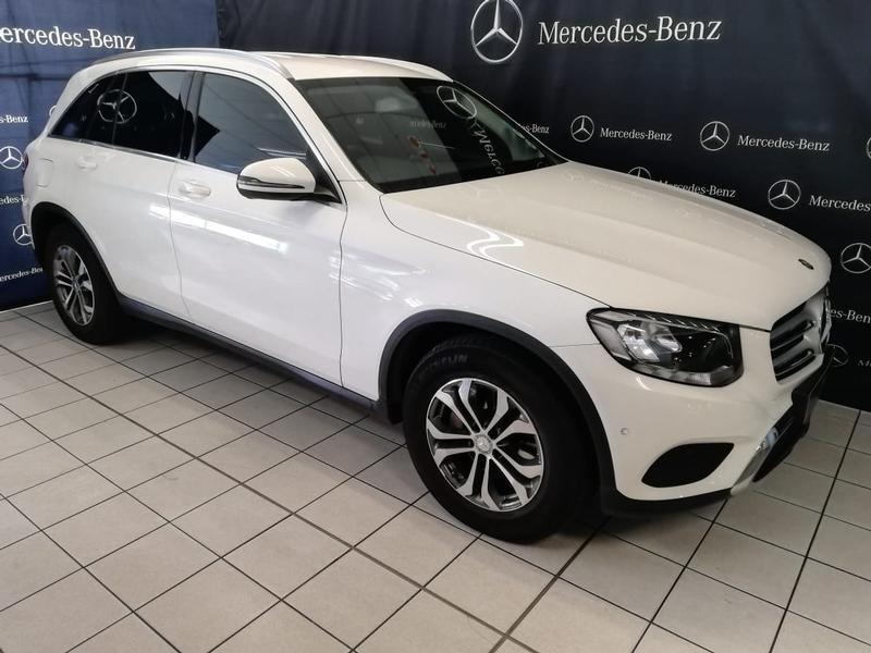 2016 Mercedes-Benz GLC 220d Western Cape Claremont_0