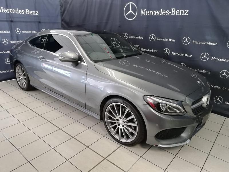 2016 Mercedes-Benz C-Class C200 AMG Coupe Auto Western Cape Claremont_0