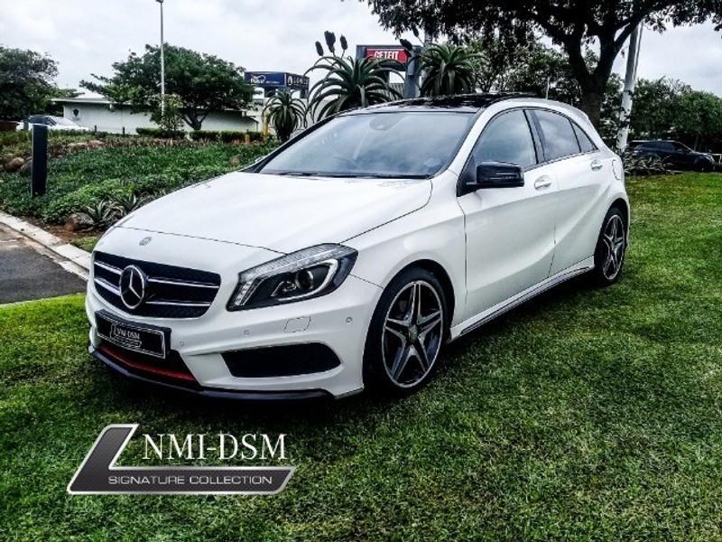 2014 Mercedes-Benz A-Class A 180 Cdi Be At  Kwazulu Natal Umhlanga Rocks_0