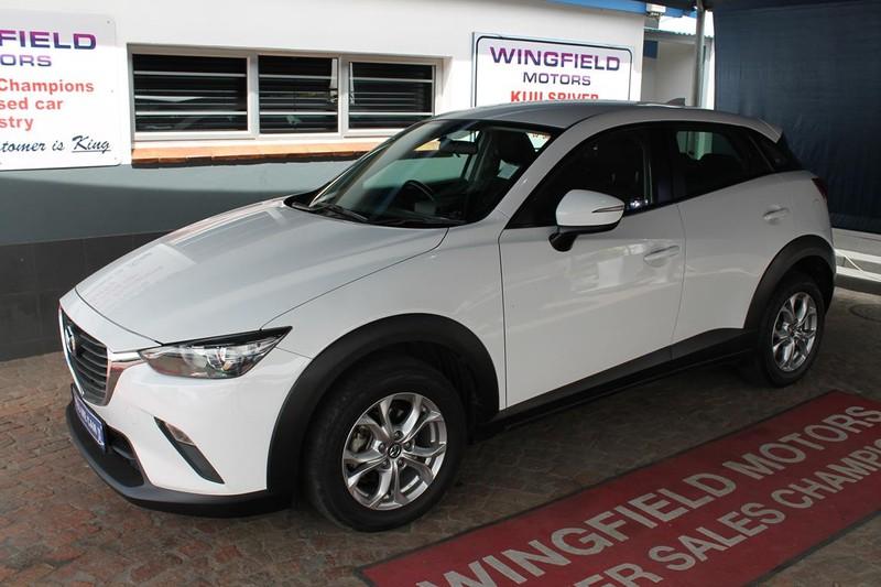 2016 Mazda CX-3 2.0 Active Auto Western Cape Kuils River_0