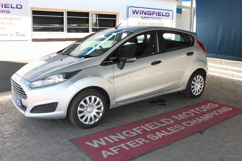 2013 Ford Fiesta 1.4 Ambiente 5-Door Western Cape Kuils River_0