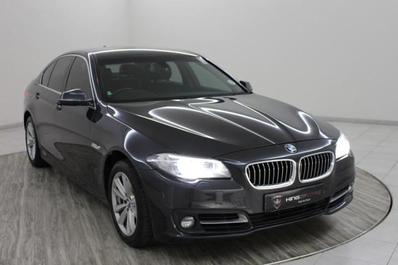 2014 BMW 5 Series 520i Auto Gauteng Boksburg_0