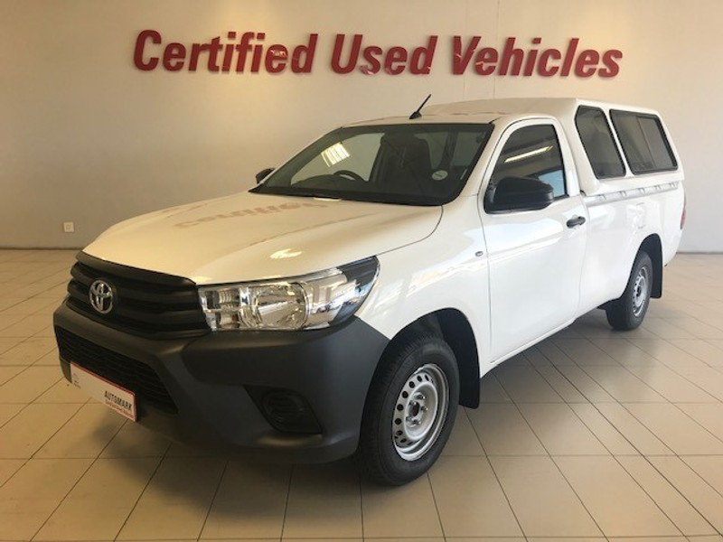 2019 Toyota Hilux 2.4 GD AC Single Cab Bakkie Western Cape Kuils River_0
