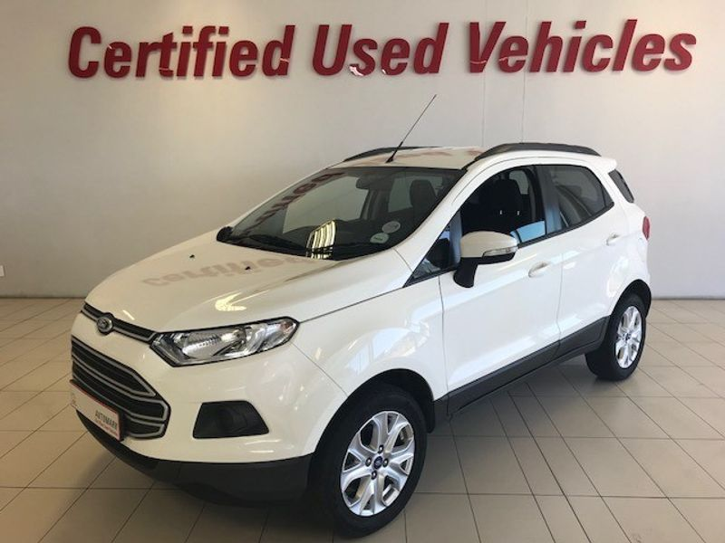 2015 Ford EcoSport 1.5TiVCT Ambiente Western Cape Kuils River_0