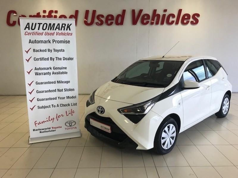 2019 Toyota Aygo 1.0 5-Door Western Cape Kuils River_0