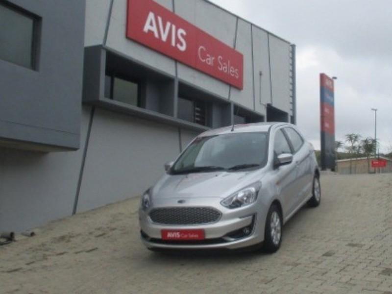 2018 Ford Figo 1.5Ti VCT Trend 5-Door Mpumalanga Nelspruit_0