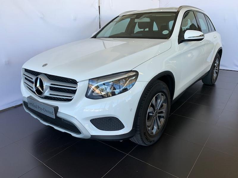 2018 Mercedes-Benz GLC 220d Western Cape Paarl_0