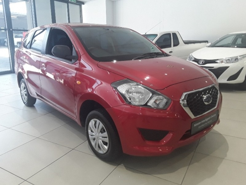 2018 Datsun Go  1.2 LUX 7-Seater Free State Bloemfontein_0