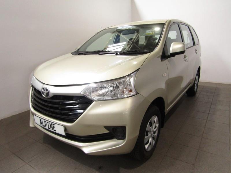 2018 Toyota Avanza 1.5 SX Kwazulu Natal Pinetown_0