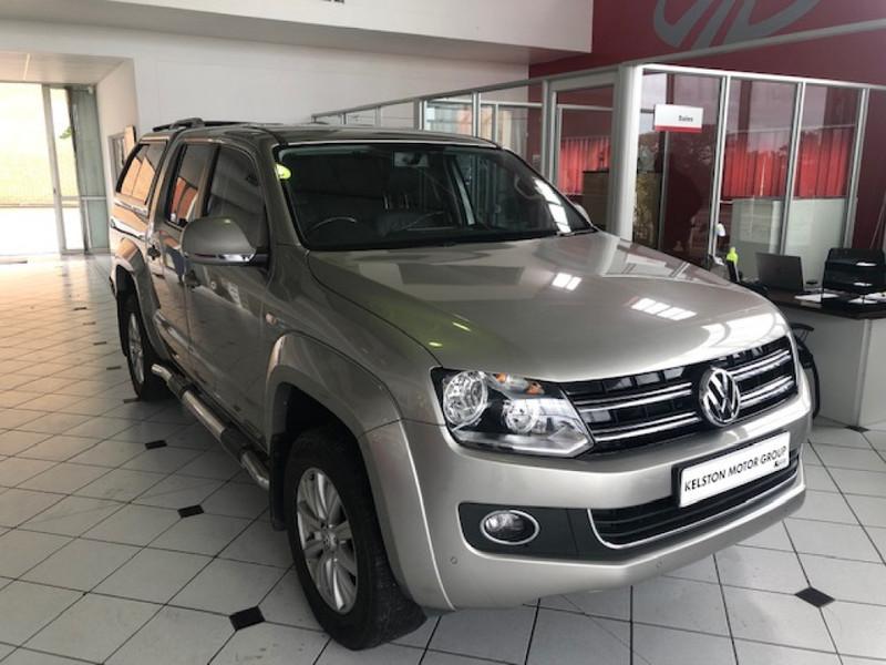 2016 Volkswagen Amarok 2.0 BiTDi Highline 132KW Auto Double Cab Bakkie Eastern Cape Port Elizabeth_0