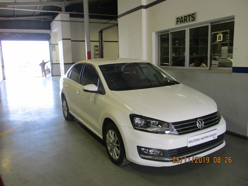 2017 Volkswagen Polo GP 1.6 Comfortline TIP Eastern Cape Port Elizabeth_0