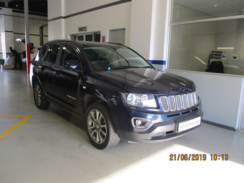 2014 Jeep Compass 2.0 LTD Auto Eastern Cape Port Elizabeth_0