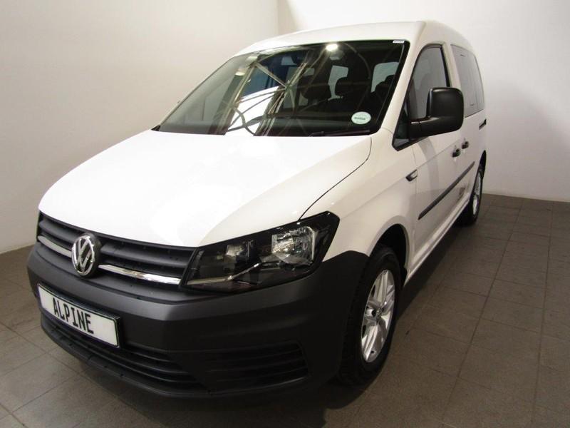 2019 Volkswagen Caddy Crewbus 1.6i Kwazulu Natal Pinetown_0