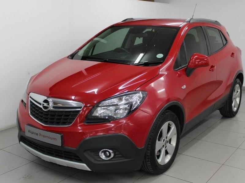 2017 Opel Mokka 1.4T Enjoy Auto Kwazulu Natal_0