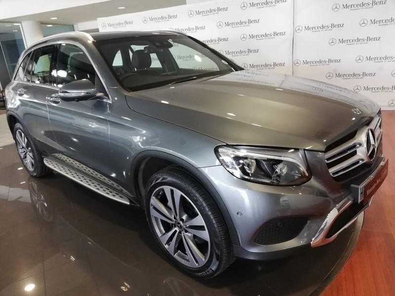 2019 Mercedes-Benz GLC 250 Exclusive Gauteng Johannesburg_0