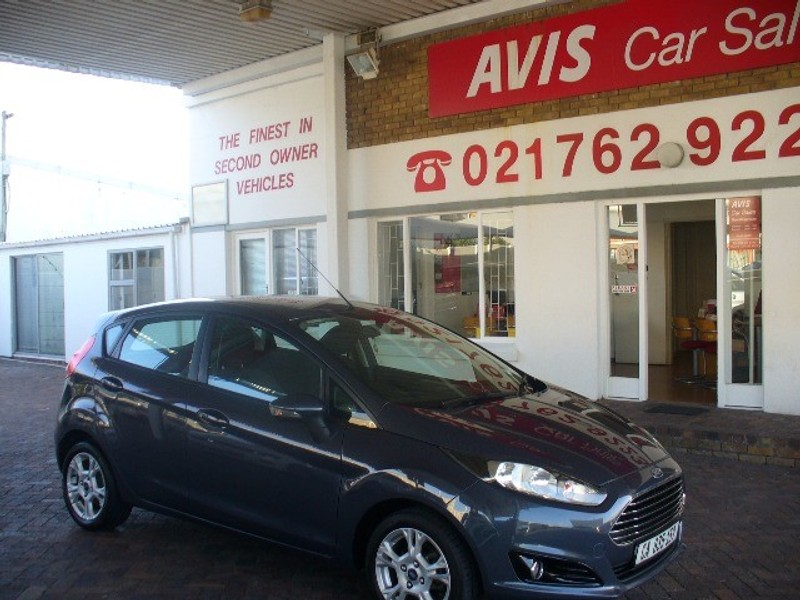 2013 Ford Fiesta 1.0 Ecoboost Trend 5dr  Western Cape Cape Town_0