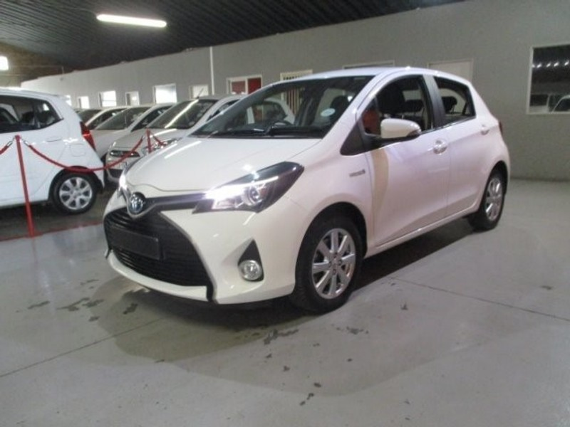 2016 Toyota Yaris 1.5 Hybrid 5-Door Gauteng Benoni_0