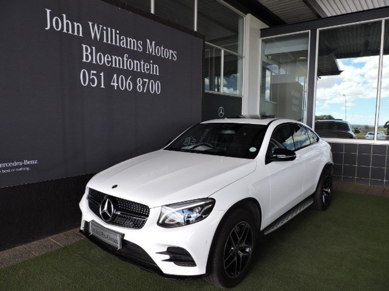 2019 Mercedes-Benz GLC 250d AMG Free State Bloemfontein_0
