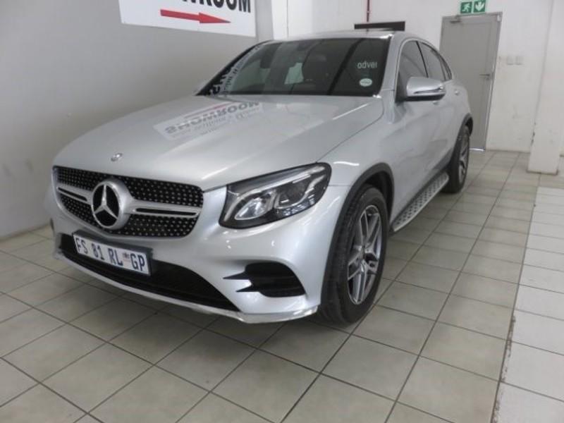 2017 Mercedes-Benz GLC COUPE 250 AMG Free State Bloemfontein_0