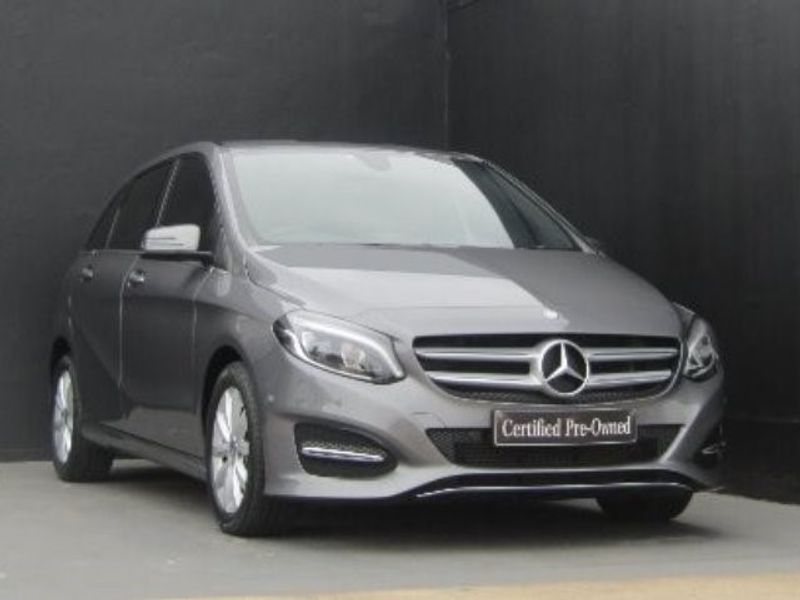 2016 Mercedes-Benz B-Class B 200 CDI Auto Kwazulu Natal Durban_0