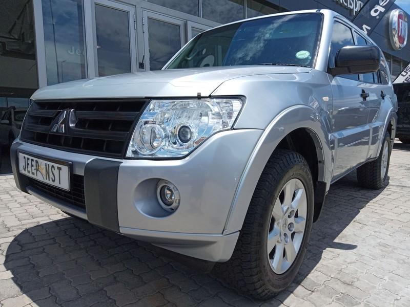 2011 Mitsubishi Pajero 3.2 Di - Dc Glx  At  Mpumalanga Nelspruit_0