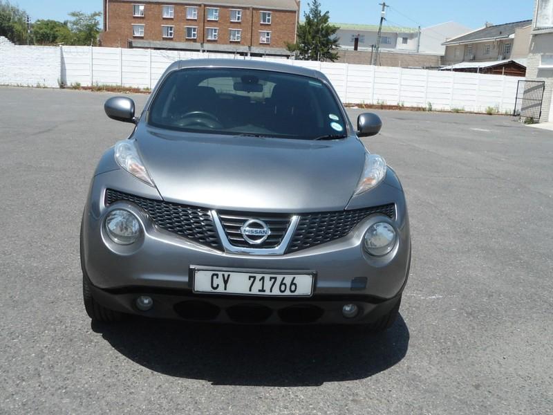 2013 Nissan Juke 1.5dCi Acenta  Western Cape Bellville_0
