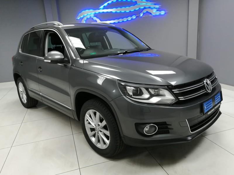 2012 Volkswagen Tiguan 2.0 Tdi Sprt-styl 4mot Dsg  Gauteng Vereeniging_0