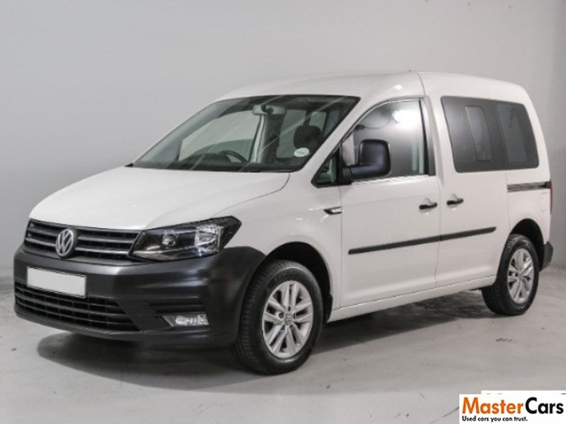 2019 Volkswagen Caddy MAXI Crewbus 2.0 TDi Western Cape Cape Town_0