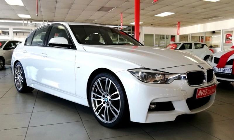 2018 BMW 3 Series 318i M Sport Auto Western Cape Strand_0