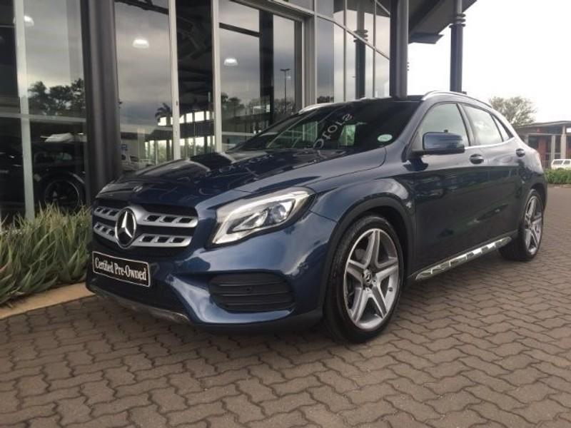 2019 Mercedes-Benz GLA-Class 200 Auto Kwazulu Natal Pietermaritzburg_0