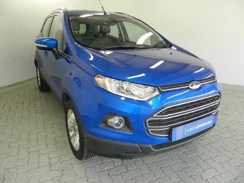 2014 Ford EcoSport 1.0 Titanium Western Cape Cape Town_0