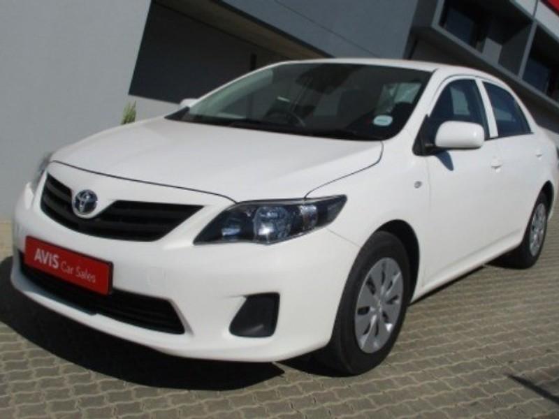 2018 Toyota Corolla Quest Quest 1.6 Mpumalanga Nelspruit_0