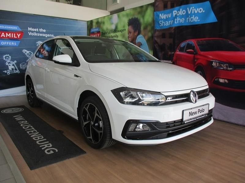 2019 Volkswagen Polo 1.0 TSI Comfortline DSG North West Province Rustenburg_0