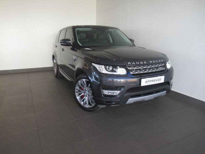 2016 Land Rover Range Rover Sport 3.0 SDV6 HSE Gauteng Johannesburg_0