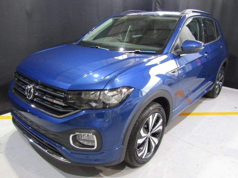 2019 Volkswagen T-Cross 1.0 TSI Comfortline DSG R-Line Kwazulu Natal Hillcrest_0