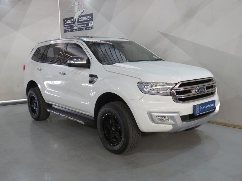 2016 Ford Everest 3.2 LTD 4X4 Auto Gauteng Sandton_0