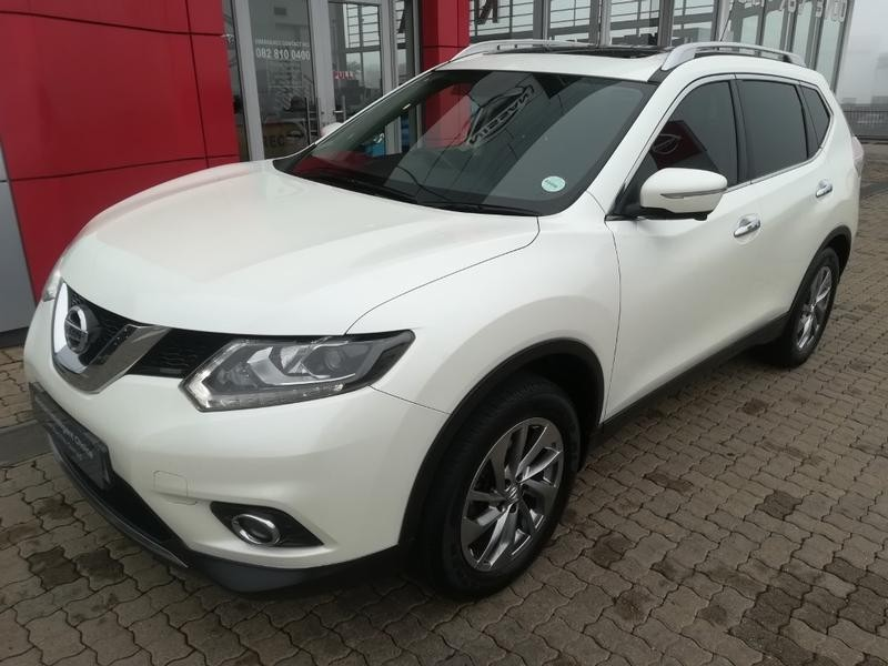 2016 Nissan X-Trail 1.6dCi LE 4X4 T32 Gauteng Roodepoort_0