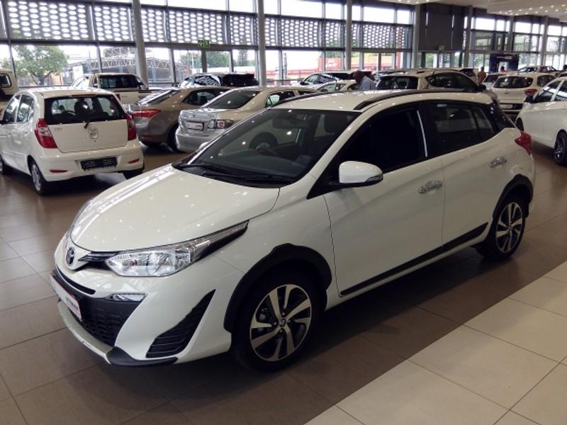 2019 Toyota Yaris 1.5 Cross 5-Door Limpopo Mokopane_0