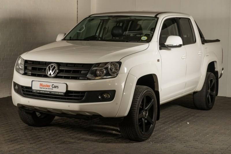 2015 Volkswagen Amarok 2.0 BiTDi Highline 132KW Auto Double Cab Bakkie Gauteng Heidelberg_0