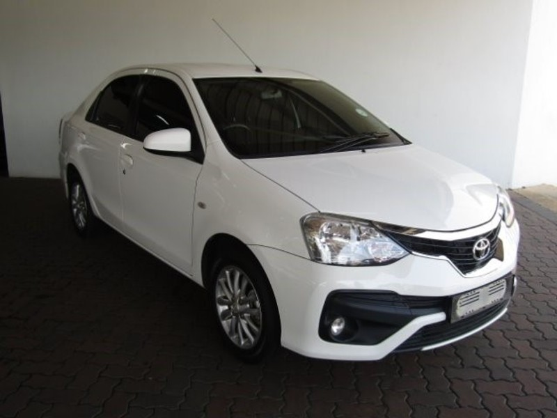 2017 Toyota Etios 1.5 Xs  Kwazulu Natal Pietermaritzburg_0
