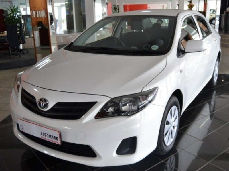 2018 Toyota Corolla Quest 1.6 Auto Western Cape Tygervalley_0