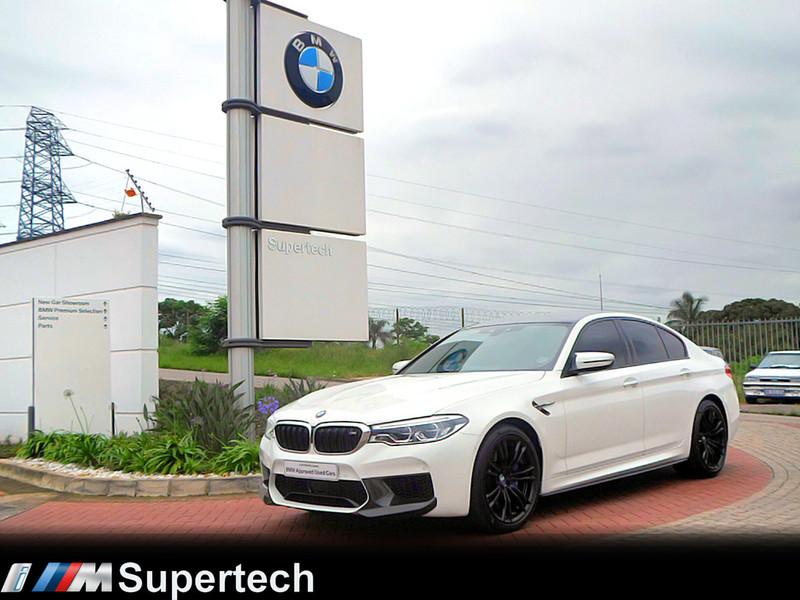 2018 BMW M5 M-DCT F90 Kwazulu Natal Durban_0