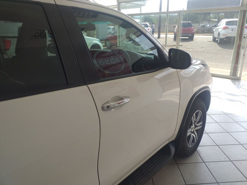 used toyota fortuner 2 4gd b auto for sale in