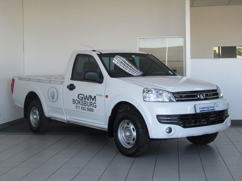 2019 GWM Steed 5 2.2 MPi Workhorse Single Cab Bakkie Gauteng Johannesburg_0